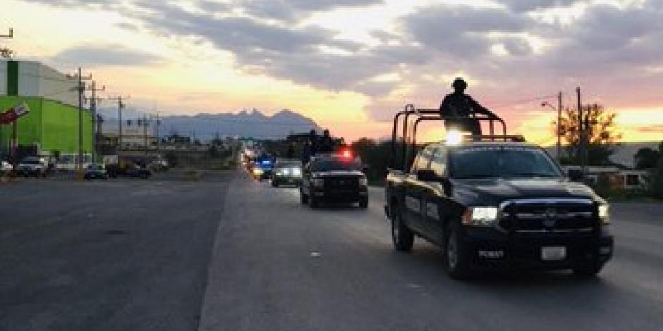 Azota la violencia y el narco a Nuevo León