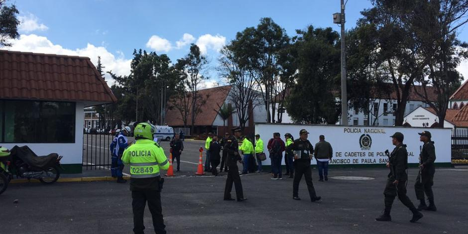 Lo que se sabe hasta ahora del ataque terrorista en Bogotá, Colombia