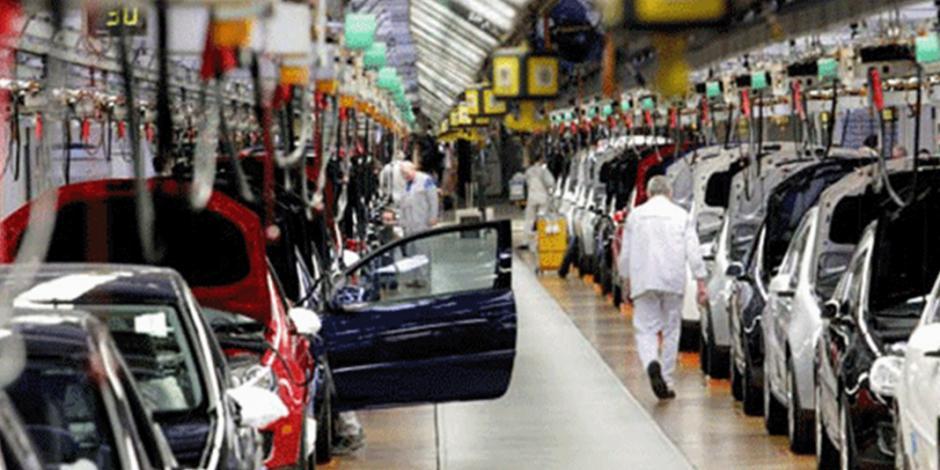Índice manufacturero de marzo cae 1.1% en EU