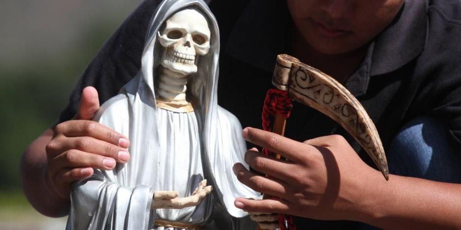Culto a la Santa Muerte, devoción para