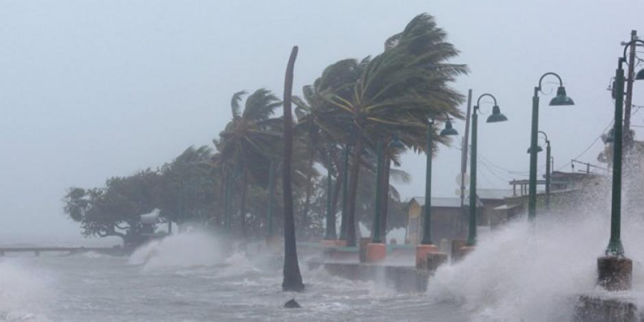 Prevén lluvias intensas en 6 estados por tormenta tropical Ivo