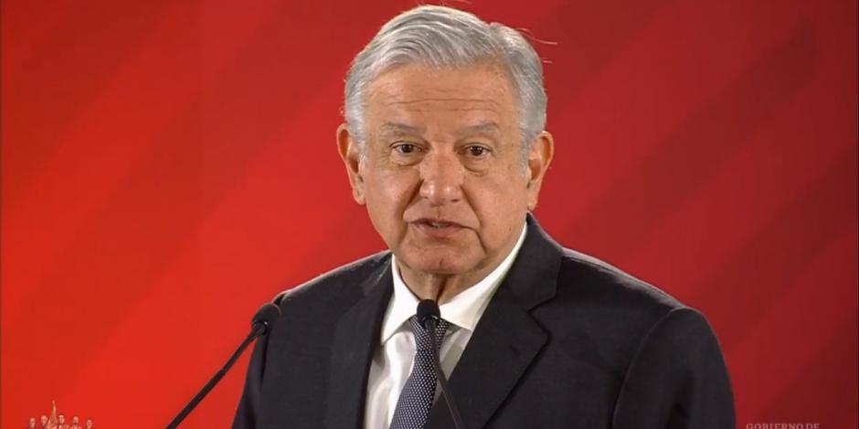 Andrés Manuel López Obrador y su mañanera del 31 de enero