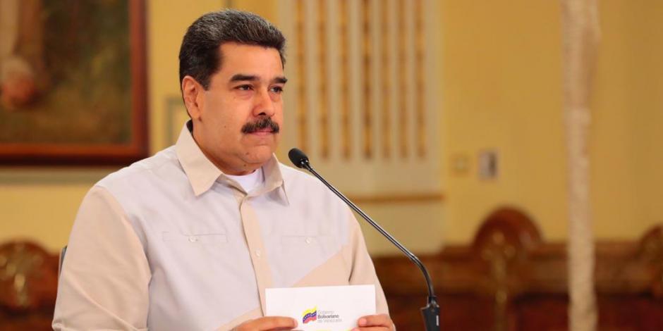 ONG piden a Fernández presión a Maduro