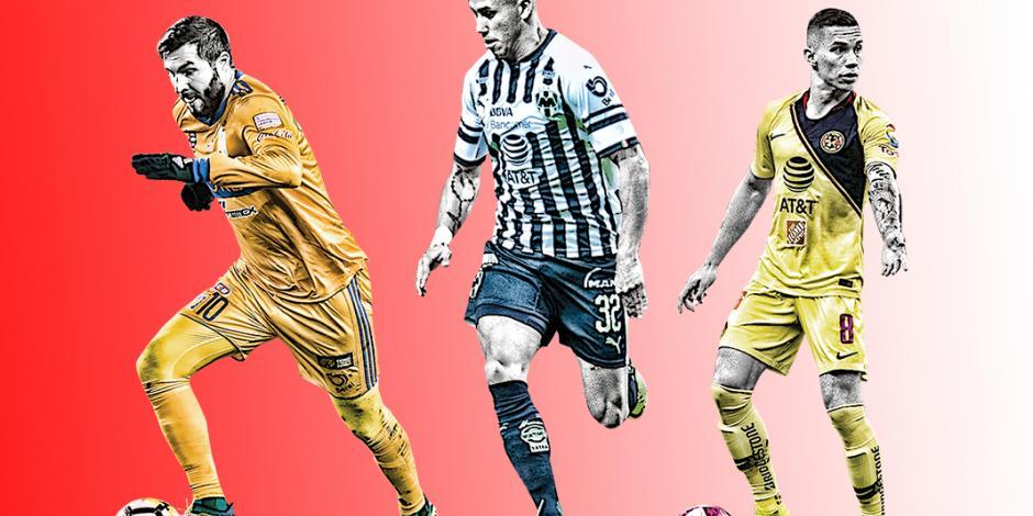 Argentina, la nacionalidad que domina en la Liga MX