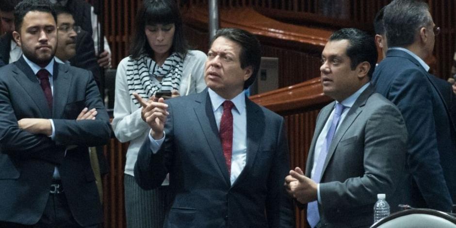 Diputados de Morena van contra la condonación de impuestos