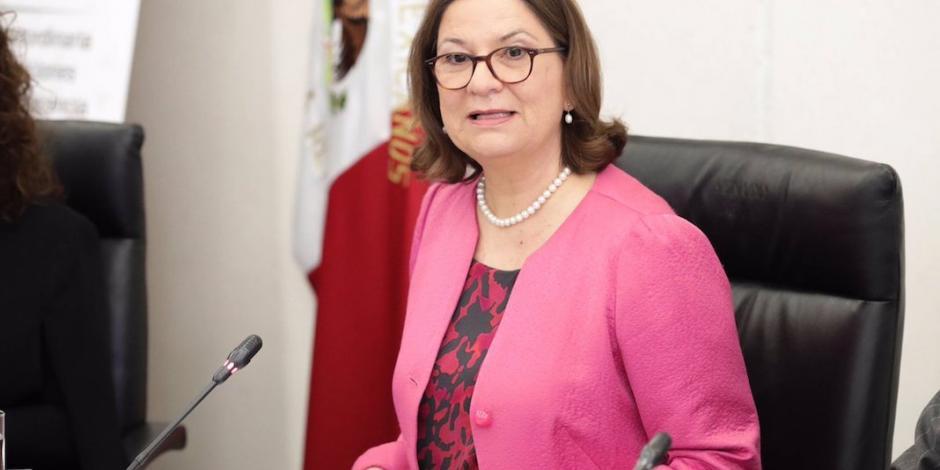 Martha Bárcena presentará cartas credenciales a Trump este viernes