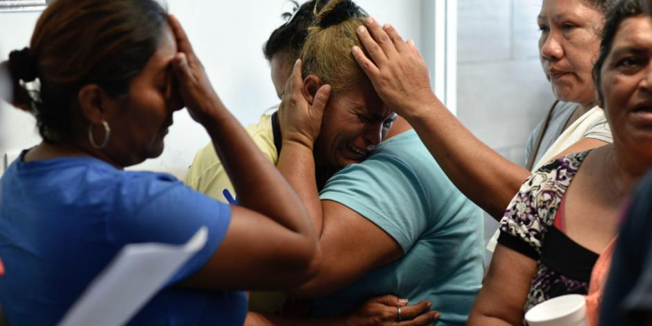 Sube a 28 cifra de muertos por ataque en bar de Coatzacoalcos