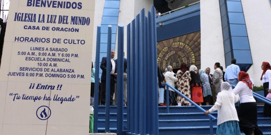 Rechaza SEP haber prestado escuelas para evento de La Luz del Mundo