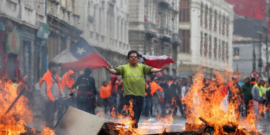Descontento convulsiona a las Américas de Bolívar