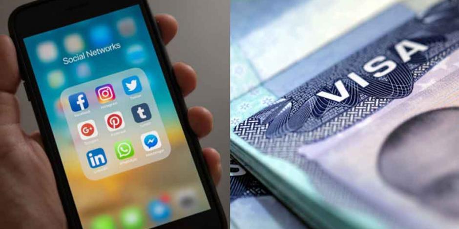 Podrá Estados Unidos revisar tus redes sociales cuando solicites la visa