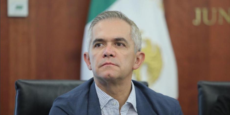 Mancera y Navarrete Prida rechazan señalamientos