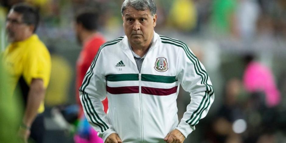 Herrera, 'Tecatito' y 'Chicharito', las sorpresas en la lista del 'Tata' Martino
