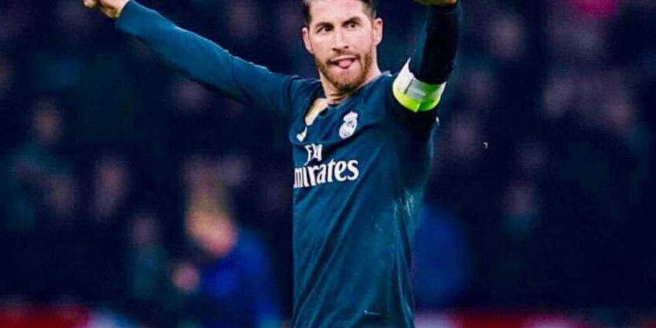 Sergio Ramos sería de nuevo compañero de Cristiano Ronaldo