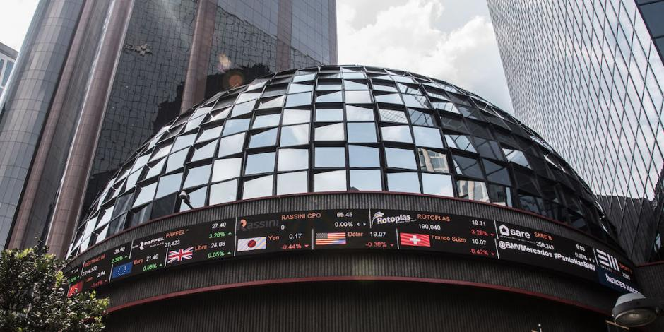 Martes negro: Bolsa Mexicana de Valores vive su peor racha desde 1981