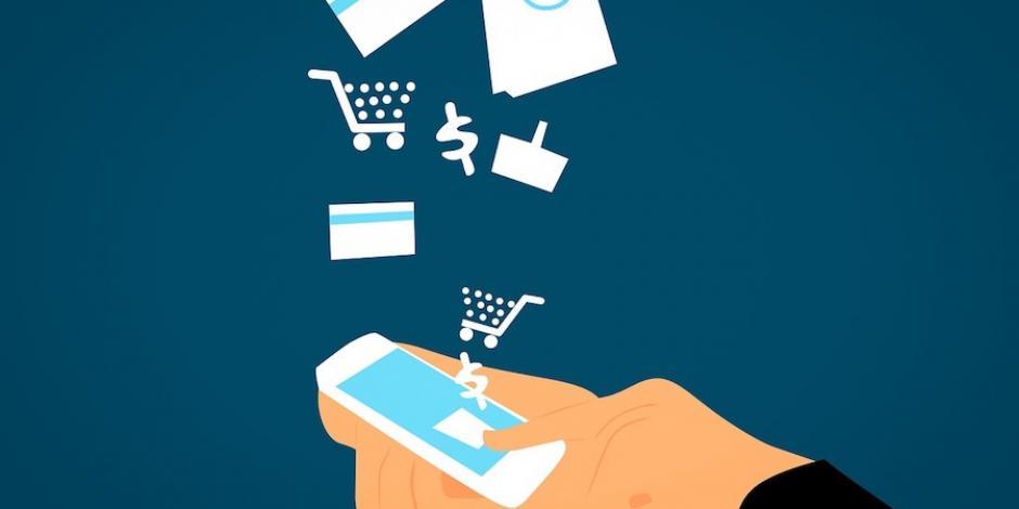 Comercio electrónico crece 31%