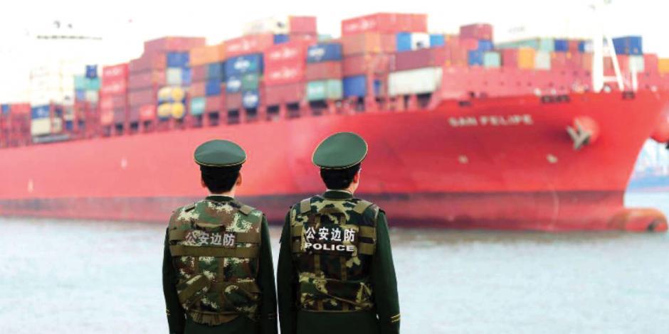 EU descarta acuerdo con China este año