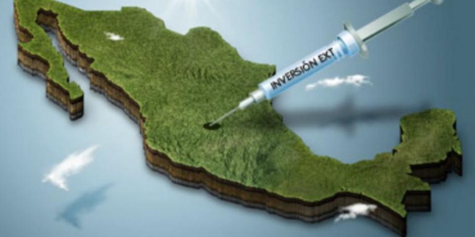 México cae una posición en atracción de IED a nivel global