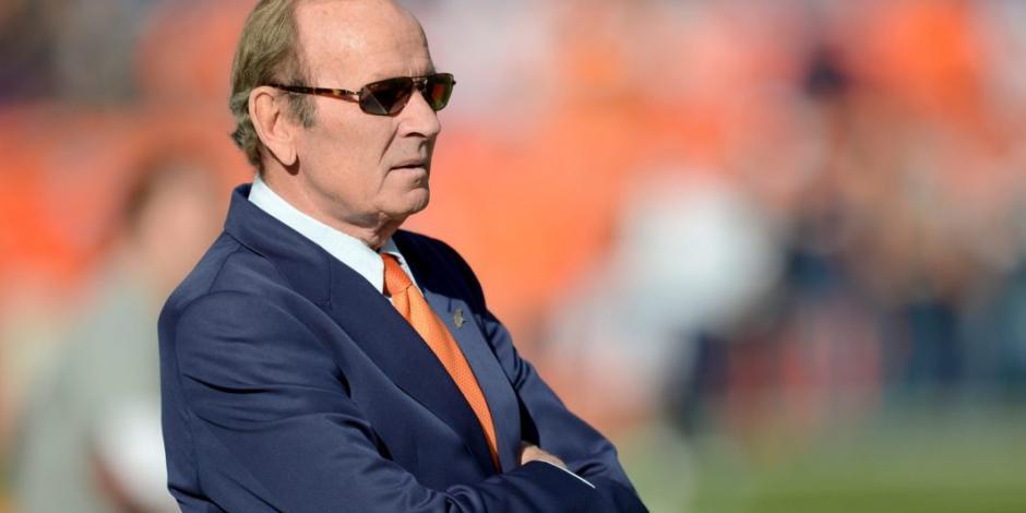 Pat Bowlen, dueño de los Broncos, muere a los 75 años de edad