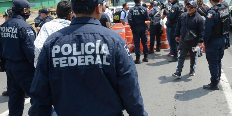 Crisis en PF: se abre frente político... y policías se dividen