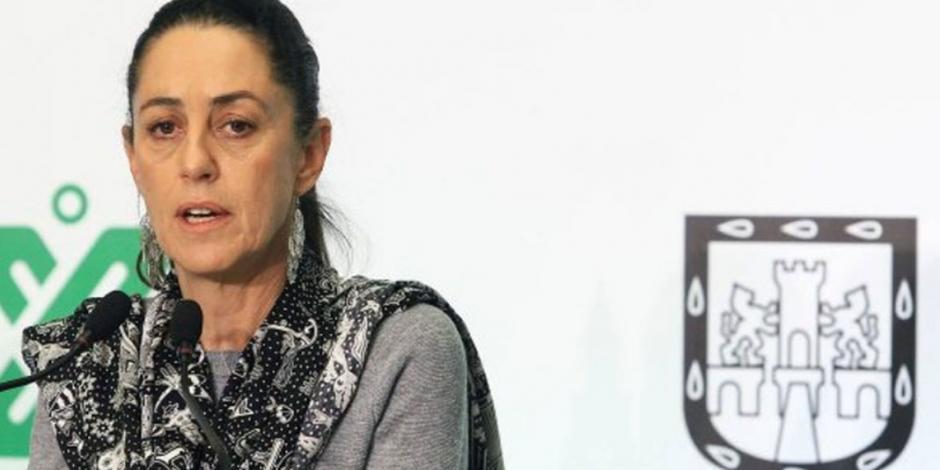 Ordena Sheinbaum a PGJ indagar agresiones a feministas en redes
