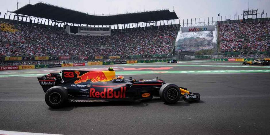 La continuidad de la Fórmula 1 en México va por buen camino