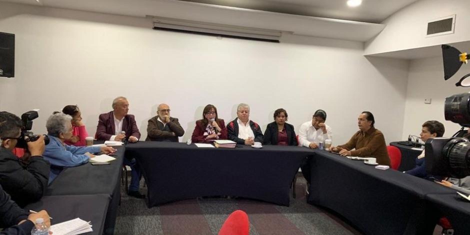 Yeidckol anuncia congreso para modificar estatutos de Morena