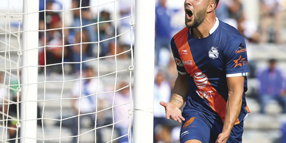 Lucas Cavallini deja al Puebla y ya tiene un nuevo destino