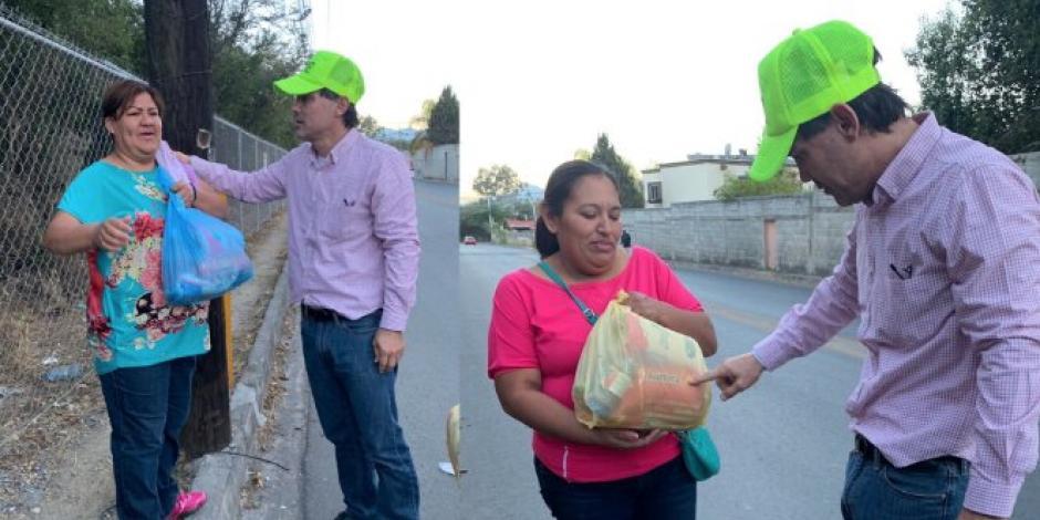 Pato Zambrano se une al Verde Ecologista en Nuevo León