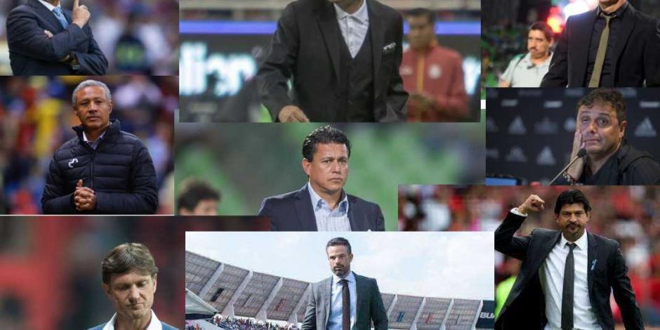 El Clausura 2019 igualó la marca de más técnicos cesados en la Liga MX