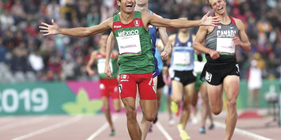 Con 101 medallas en Lima, México supera su actuación de Toronto