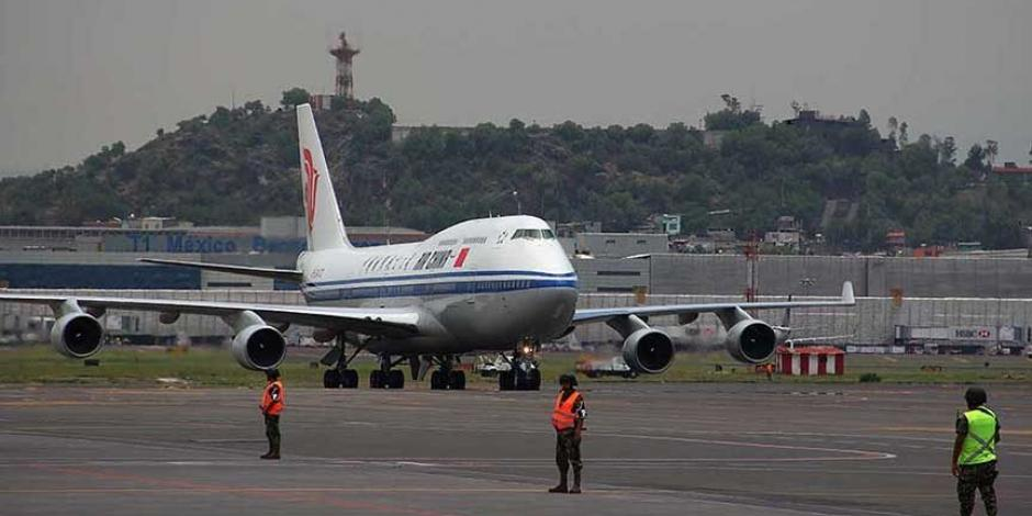 SCT revela detalles a aerolíneas del Sistema Aeroportuario Metropolitano