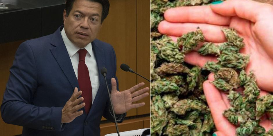 Morena va por control de cannabis tipo Canadá