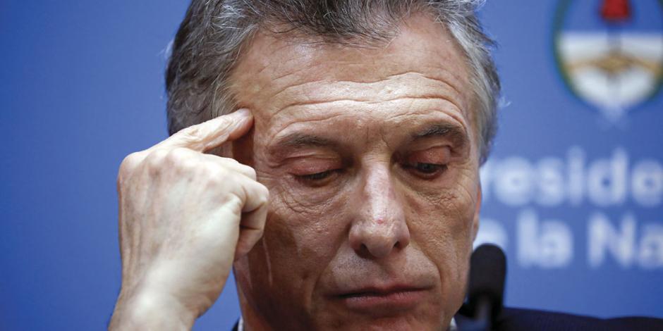 Para salvarse, Macri copia la fórmula de Kirchner
