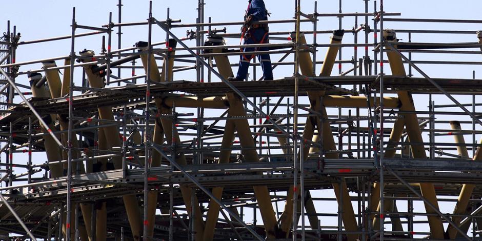 Industria de la construcción tiene un decrecimiento de 4.3%: CMIC