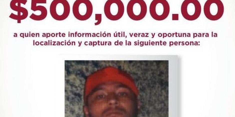 Ofrecen recompensa por implicado en homicidio de alcalde de Valle de Chalco