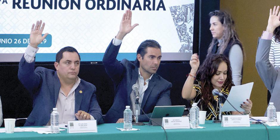Cita la Comisión del Deporte a Ana Gabriela Guevara