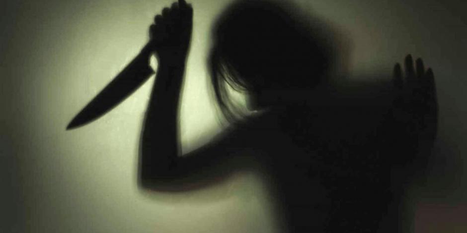 Esposa descubre infidelidad de su pareja y lo asesina mientras dormía