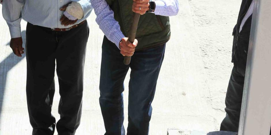 Del Mazo entrega apoyo a mezcaleros de 15 municipios en el Edomex