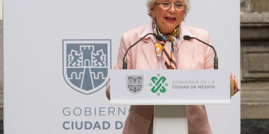 GN no frenará flujo migratorio, no es Patrulla Fronteriza: Olga Sánchez