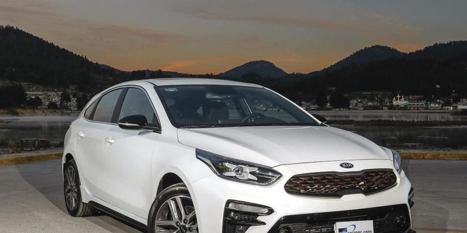 KIA Forte Hatchback 2019, divertido y atractivo