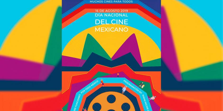 Celebración del Día del Cine Mexicano será incluyente