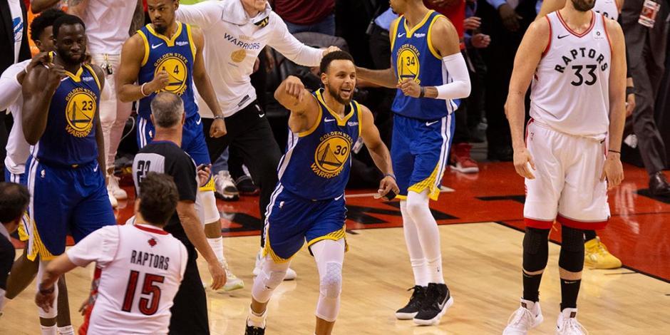Warriors revive, alarga Las Finales y cierra en casa