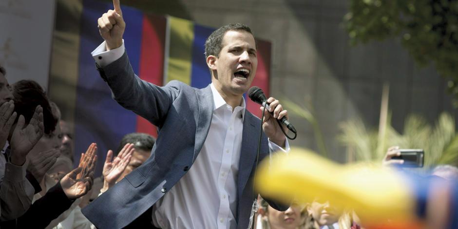 La policía política de Maduro realiza arresto exprés del opositor #1