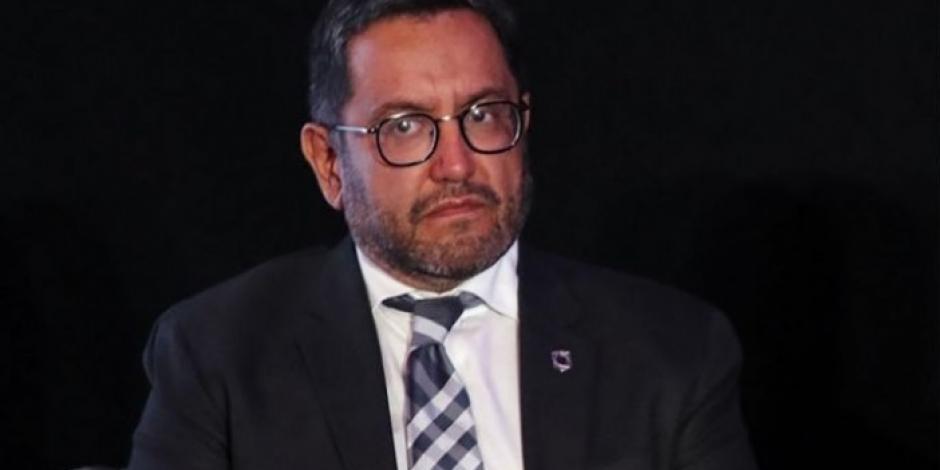 Renuncia Luis Vera Morales, director de la ASEA