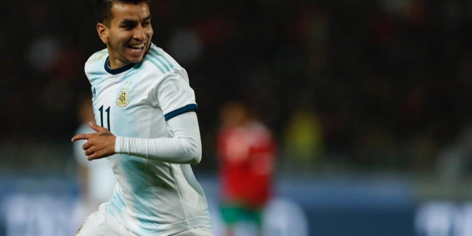 Argentina vence a Marruecos con solitario gol de Ángel Correa