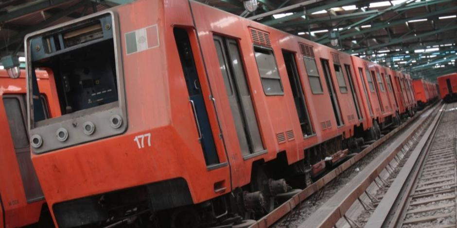 Anuncian compra de 30 trenes para el STC Metro