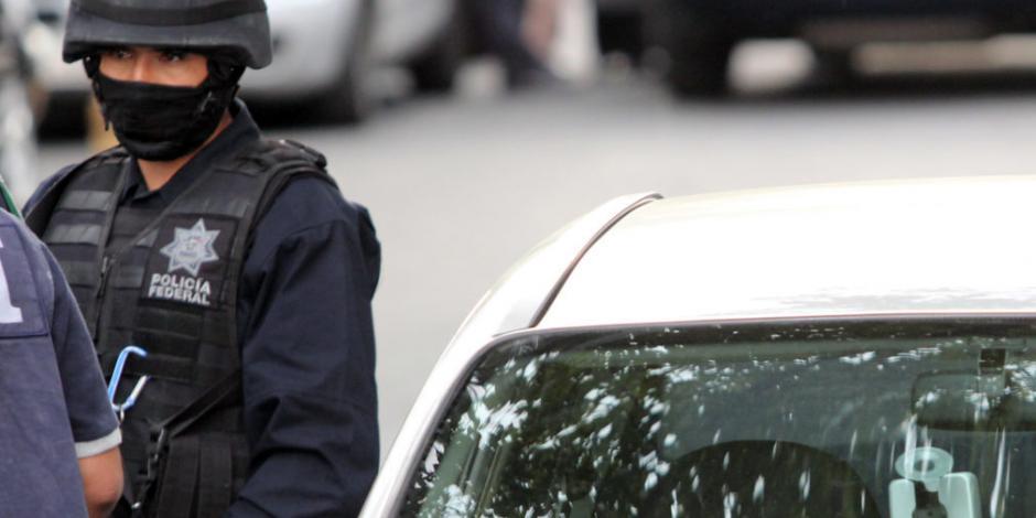 Arrestan a cinco presuntos asaltantes de transporte público en Xochimilco