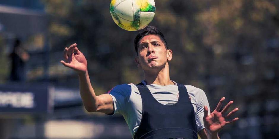 Edson Álvarez se irá a Europa en Julio: Miguel Herrera