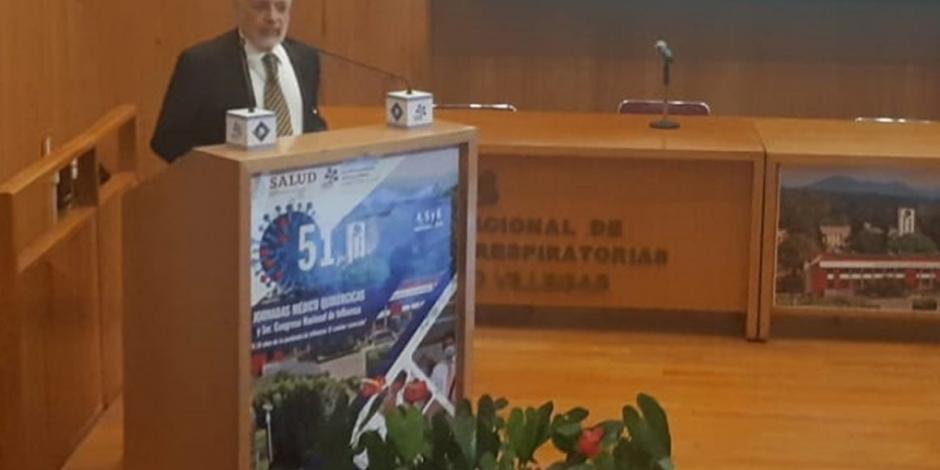 Formular una estrategia clara es necesario para afrontar una crisis: Carlos Olmos Tomasini