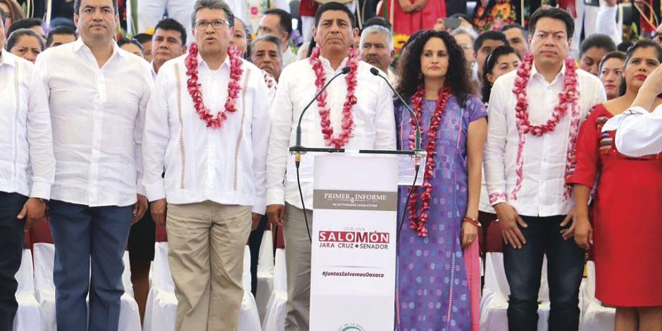 Pide Morena ir contra improvisados y corrupción